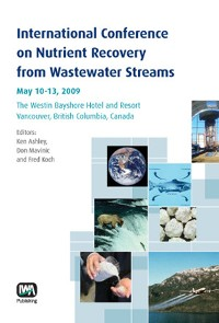 Cover International Conference on Nutrient Recovery From Wastewater Streams Vancouver, 2009