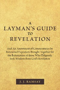 Cover A Layman's Guide to Revelation