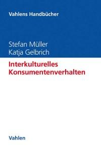 Cover Interkulturelles Konsumentenverhalten