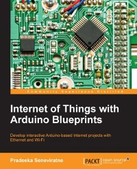 Cover Internet of Things with Arduino Blueprints