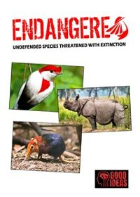 Cover Endangered - Undefended species threatened with extinction