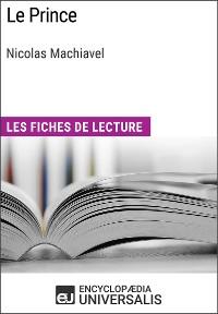 Cover Le Prince de Machiavel