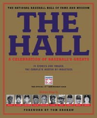 Cover Hall: A Celebration of Baseball's Greats