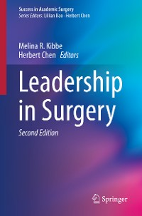 Cover Leadership in Surgery