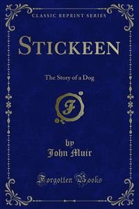 Cover Stickeen