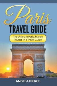 Cover Paris Travel Guide