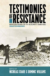 Cover Testimonies of Resistance