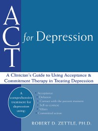 Cover ACT for Depression
