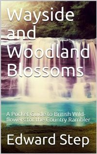 Cover Wayside and Woodland Blossoms / A Pocket Guide to British Wild-flowers for the Country Rambler
