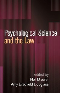 Cover Psychological Science and the Law