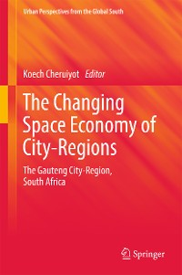 Cover The Changing Space Economy of City-Regions