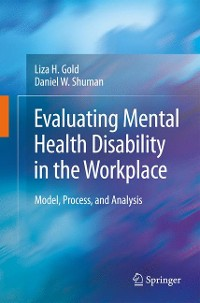 Cover Evaluating Mental Health Disability in the Workplace