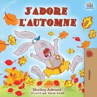 Cover J'adore l'automne