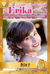 Cover Erika Roman Jubiläumsbox 1 – Liebesroman