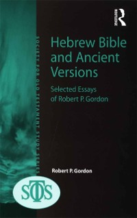 Cover Hebrew Bible and Ancient Versions