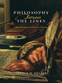 Cover Philosophy Between the Lines