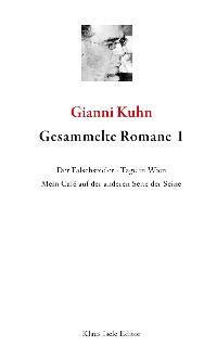 Cover Gesammelte Romane 1