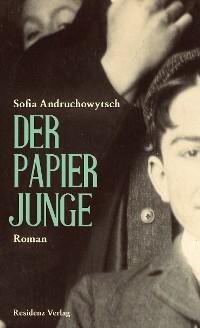 Cover Der Papierjunge