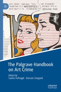 Cover The Palgrave Handbook on Art Crime