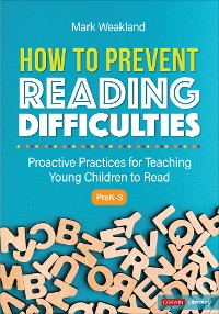 Cover How to Prevent Reading Difficulties, Grades PreK-3