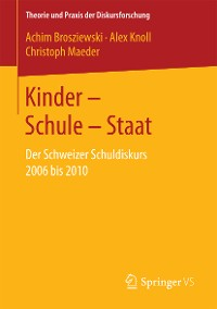 Cover Kinder – Schule – Staat