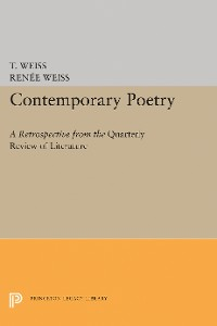 Cover Contemporary Poetry
