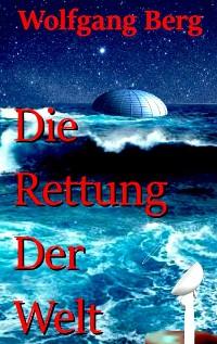 Cover Die Rettung der Welt