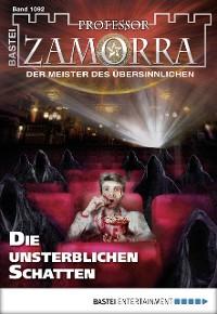 Cover Professor Zamorra - Folge 1092