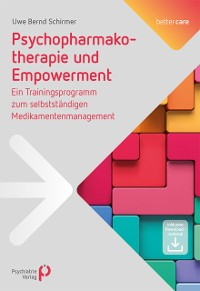 Cover Psychopharmakotherapie und Empowerment