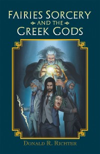 Cover Fairies Sorcery and the Greek Gods