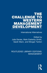 Cover Challenge to Western Management Development