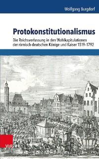 Cover Protokonstitutionalismus