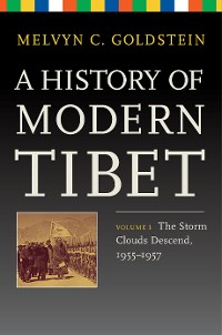 Cover A History of Modern Tibet, Volume 3