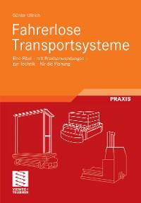 Cover Fahrerlose Transportsysteme