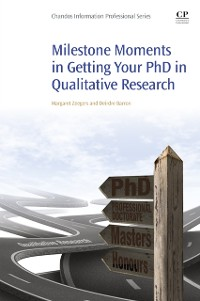Cover Milestone Moments in Getting your PhD in Qualitative Research