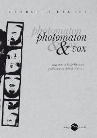 Cover Photomaton & Vox