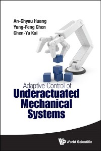 Cover Adaptive Control Of Underactuated Mechanical Systems
