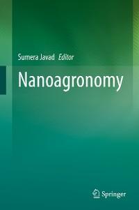 Cover Nanoagronomy