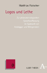 Cover Logos und Lethe