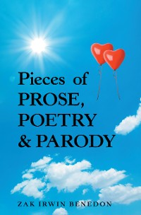 Cover Pieces  of  Prose, Poetry & Parody