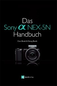 Cover Das Sony Alpha NEX-5N Handbuch