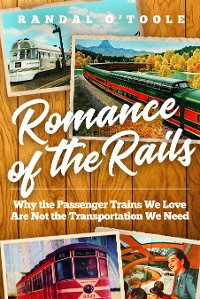 Cover Romance of the Rails