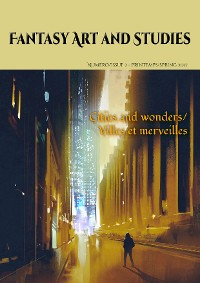 Cover Fantasy Art and Studies 2