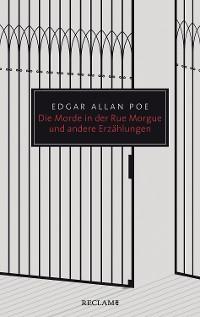Cover Die Morde in der Rue Morgue und andere Erzählungen