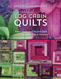 Cover Artful Log Cabin Quilts