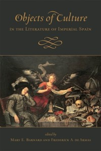 Cover Objects of Culture in the Literature of Imperial Spain