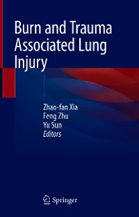 Cover Burn and Trauma Associated Lung Injury
