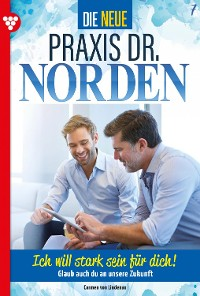 Cover Die neue Praxis Dr. Norden 7 – Arztserie