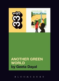 Cover Brian Eno's Another Green World