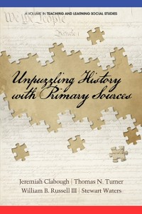 Cover Unpuzzling History with Primary Sources